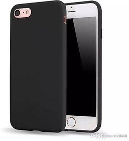 Black Colour iPhone 6+ Case Cover