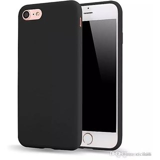 Black Colour iPhone 6+ Case Cover