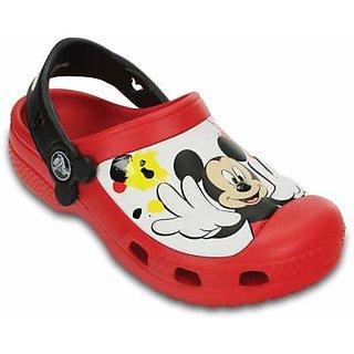 Crocs CC Mickey Paint Splatter Clog