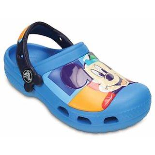 Crocs CC Mickey Colorblock Clog K