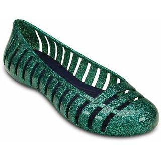 Crocs Adrina II Glitter Flat GS