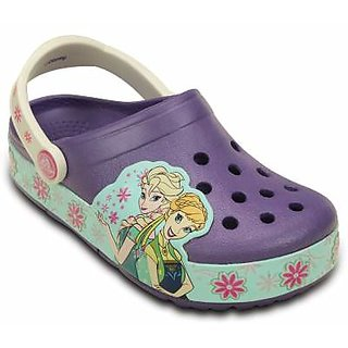 Crocs Lights FrozenFever Clog K