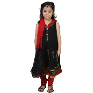 Crazeis kurta and pyjama set For Girls