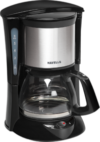 HAVELLS DRIP CAFE-N 6 COFFEE MAKER BLACK 600W