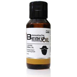 Mustache and Beard Coffee Herbal Oil