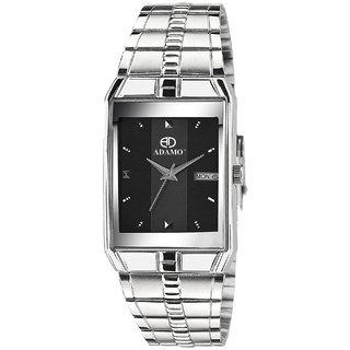 ADAMO Legacy (Day & Date) Men's Wrist Watch 9151SM02