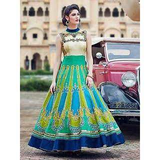 9385a72cc812 Buy Long gown Online   ₹3470 from ShopClues