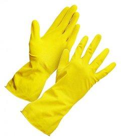 Household Kitchen Rubber Gloves Gloves ( 1 Pair )