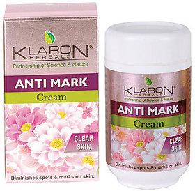 Klaron Herbals - Anti Marks Cream (65 gms x 1)