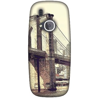 Amzer Designer Case - Bridge Link For Nokia 3310
