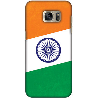 Amzer Designer Case - One India For Samsung GALAXY S7 Edge SM-G935F