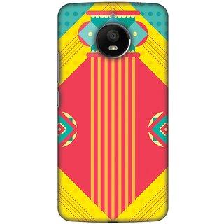 Amzer Diwali Designer Cases - Let There Be Lamp For Motorola Moto E4 Plus