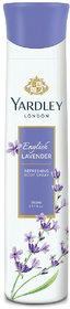Yardley English Lavender Women's Deodrant (150ML) Set of 1