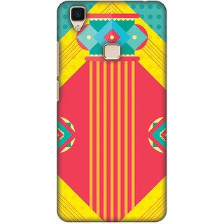 Amzer Diwali Designer Cases - Let There Be Lamp For Vivo V3