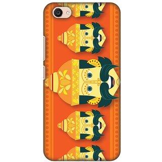 Amzer Dusshera Designer Cases - Mighty Ravana For Vivo V5 Plus