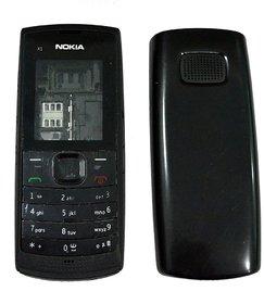 Full Body Housing Panel For Nokia Asha 210 Black