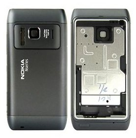 Full Body Housing Panel For Nokia N8 Silver