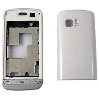 Full Body Housing Panel For Nokia C5-03 White