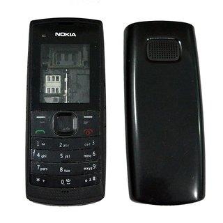 wholesale dealer bf689 816b0 Full Body Housing Panel For Nokia Asha 210 Black