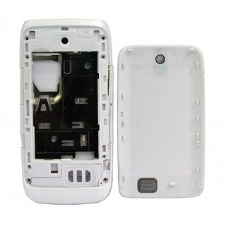Full Body Housing Panel For Nokia Asha 308 golden