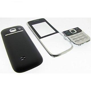 Full Body Housing Panel For Nokia 2730 Black