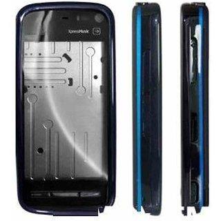 Full Body Housing Panel For Nokia 5800 Blue