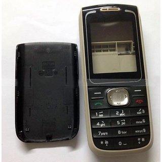 Full Body Housing Panel For Nokia 1650 Black