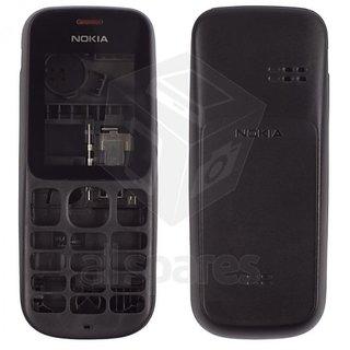 Full Body Housing Panel For Nokia 101 Black