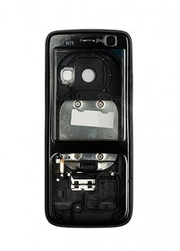 Full Body Housing Panel For Nokia N-73 Black