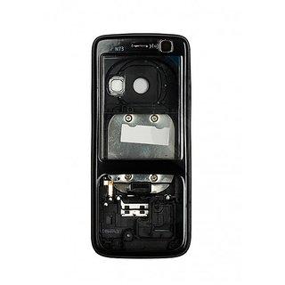 Full Body Housing Panel For Nokia N-73 Black