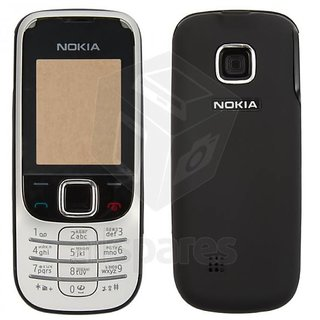 Full Body Housing Panel For Nokia 2330 Black