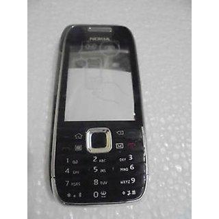 Full Body Housing Panel For Nokia E75 Black
