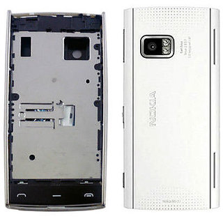 buy full body housing panel for nokia x6 white online get 20 off rh shopclues com service manual nokia x6 manual nokia x6