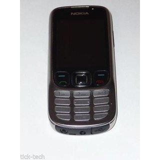 Full Body Housing Panel For Nokia 6500 Black