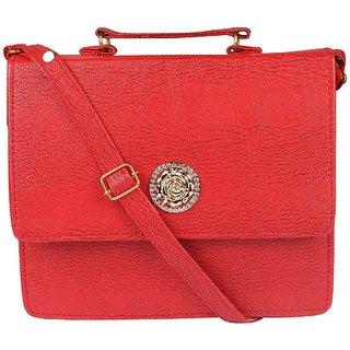 Clementine Red Sling Bag (sskclem230)