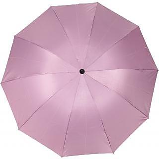 Mistob 3 fold Light Pink umbrella