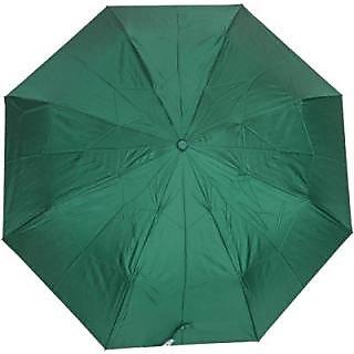 Mistob 3 fold Dark Green umbrella
