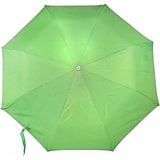 Mistob 3 fold Light Green umbrella