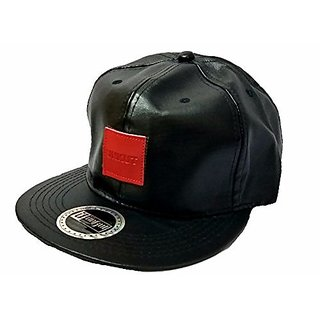 fb4a581d77774 Buy FRIENDSKART UNKUT Black Hip Hop Cap In Colour Boys