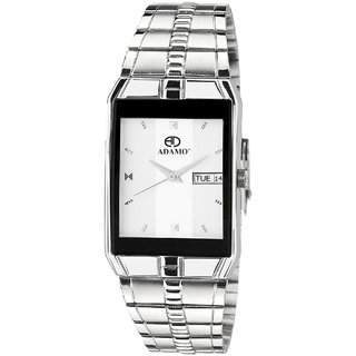 ADAMO Legacy (Day  Date) Men's Wrist Watch 9151SM01