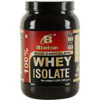 Bioton 100 Whey Isolate 2 Lbs ( Rich Chocolate Flavor )