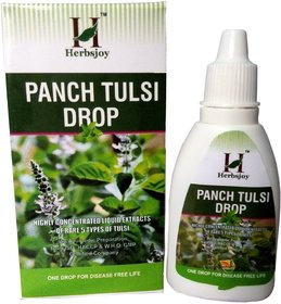 Panch Tulsi Drops 30 ML (Pack of 3)