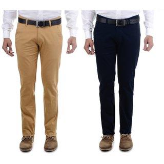 Ben Martin Combo of Men's Cotton Trousers