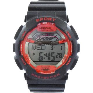 Maxima U-35000PPDN Quartz Silver Round Men's Watch