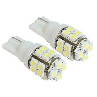 A2D PL1 Super LED Car Headlight White Parking Lights Set Of 2-Toyota Etios Cross