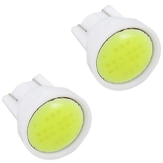 A2D PL3 Cobe Super LED Car Headlight White Parking Lights Set Of 2-Maruti Suzuki Swift