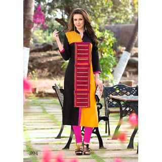 Kajal Style launches Exclusive Designer Kurti 204