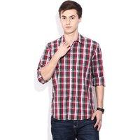 Balino London Men's Multicolor Slim Fit Casual Shirt
