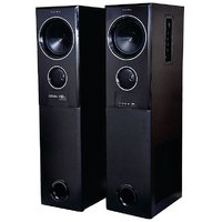 Daiwa DW 14000 Tower Speakers With Bluetooth    FM Radio    USB/SD Card Slot    Remote Control    Aux