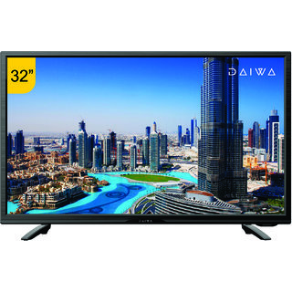 Daiwa D32D3BT 32 inches(81.28 cm) HD Ready LED TV With Bluetooth